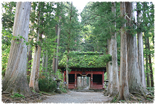 Togakusi shrine